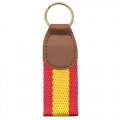 MILAN FLAG KEY-RING