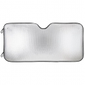 METALLIC CAR SUNSHADE 2 FACES EXTRA-LARGE