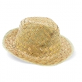 GREENISH CAPO STRAW HAT