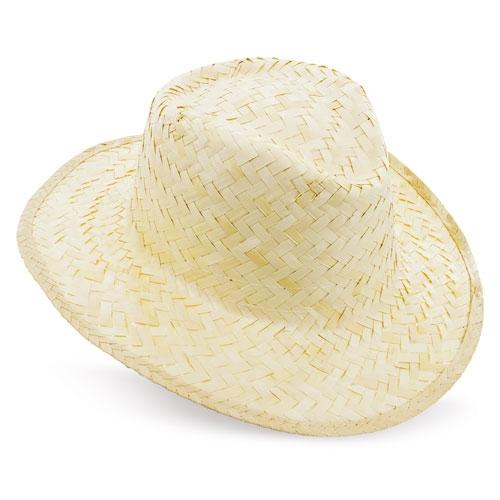 IVORY STRAW HAT RIBBON INSIDE
