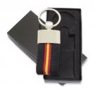 BLACK FLAG KEY-RING BELT