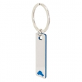 ELONGATED CAR KEY-RING