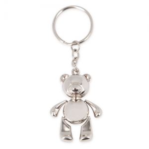 LLAVERO METALICO TEDDY