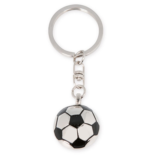 FOOTBALL METAL KEY-RING