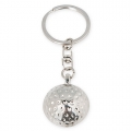 GOLF METAL KEY-RING