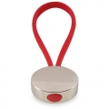 OVAL KEY-RING