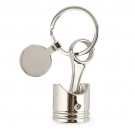 METALLIC KEYRING PISTON