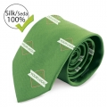 SILK CUSTOMED TIE