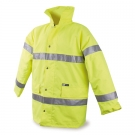 PARKA REFLECTANTE AMARILLO S
