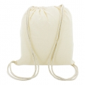 100% COTTON BAG BEIGE