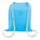 TURQUOISE COTTON BACKPACK