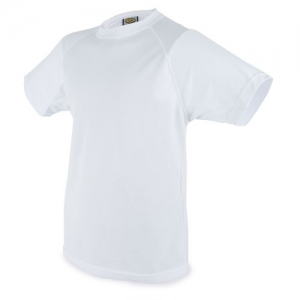 CAMISETA LIGHT D&F NIÑO BLANCA