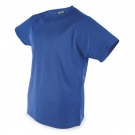 CAMISETA LIGHT D&F NIÑO ROYAL