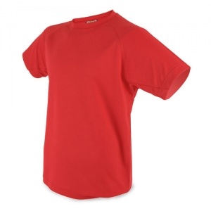 CAMISETA LIGHT D&F NIÑO ROJA