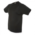 CAMISETA LIGHT D&F NIÑO NEGRA