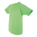 CAMISETA LIGHT D&F NIÑO PISTACHO