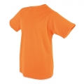 CAMISETA LIGHT D&F NIÑO NARANJA