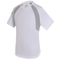 COMBINED D&F WHITE T-SHIRT