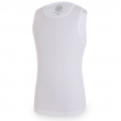 D&F GYM WHITE T-SHIRT