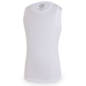 CAMISETA GYM D&F BLANCA S