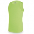 CAMISETA GYM D&F AMARILLO FLUOR S