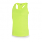 CAMISETA TWICE D&F AMARILLA FLUOR XL