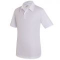 D&F STREET WHITE POLO