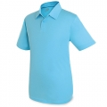 D&F STREET BLUE POLO