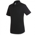 D&F STREET BLACK POLO