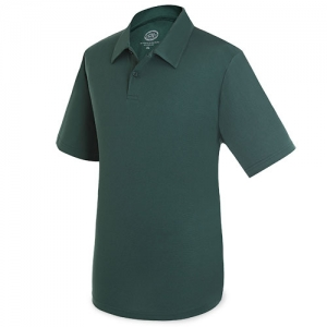 D&F STREET GREEN POLO
