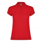 100% COTTON WOMEN POLO