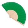 WOODEN FAN 16 BARS