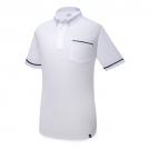WHITE POLO STAR XXL