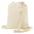 100% cotton comfort backpack