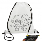 CHILDREN'S BACKPACK WITH WAXES NWCHRISTMAS