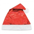 METALLIC CHRISTMAS HAT