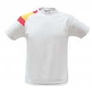 T-SHIRT FLAG-SLEEVE DRY&FRESH