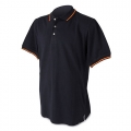 MAN FLAG POLO P. DELONE