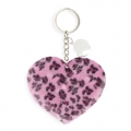 HEART KEYRING SAVAGE