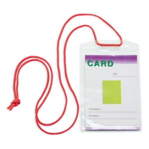 NECK LANYARD ID CARD