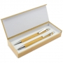 SET PEN AND  MECHANICAL PENCIL BAMBU