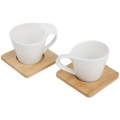 TROPICAL COFFEE SET