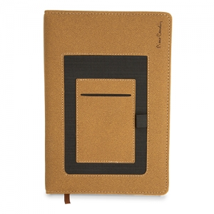 DIARY WITH MOBILE BAG