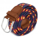 FLAG ELASTIC BELT/ NAVY BLUE