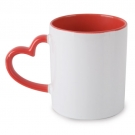 HEART SUBLIMATION MUG
