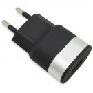 CARGADOR PARED USB ALUMINIUM