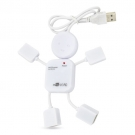 PUERTO USB MAN 2.0 BLANCO