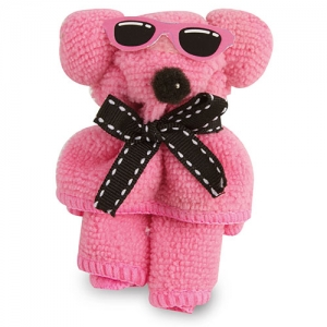 TEDDY BEAR TOWEL