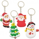 Christmas keyrings