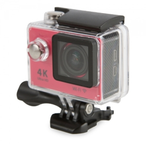 ACTION CAMERA 4K WITH WIFI